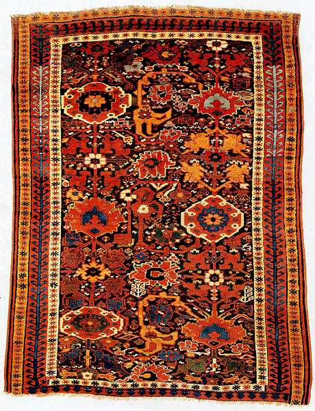 "Persian Rugs/Kurdish Rugs: The Alberto Levi ""Proto"" Kurdish Rug"
